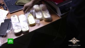 ВМоскве изъято украденное якутское золото на 100млн рублей