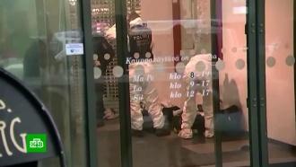 Мужчина смечом напал на учеников колледжа вФинляндии, есть жертвы