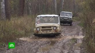 ВБашкирии дети ездят по бездорожью вшколу за 120км от дома