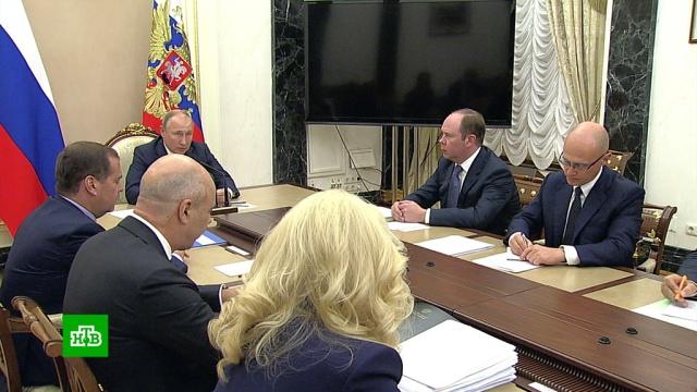 Путин потребовал не допускать «фокусов» сдоплатами медикам.Путин, зарплаты, здравоохранение.НТВ.Ru: новости, видео, программы телеканала НТВ