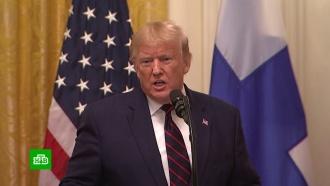 В США начались слушания по импичменту Трампа