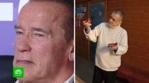 Суета и неразбериха помешали Шварценеггеру осуществить мечту петербургского инвалида