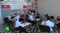 Роботы, <nobr>3D-модели</nobr> идизайн: вЧечне началась цифровизация сельских школ