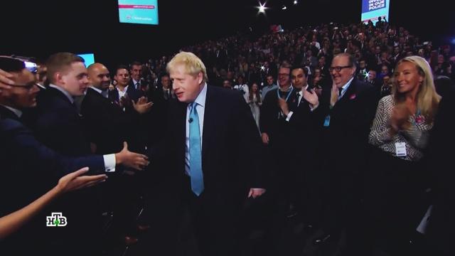 Игра на страхах: что ждет Бориса Джонсона иВеликобританию.парламенты, назначения и отставки, Германия, Елизавета II, Великобритания, Европейский союз, Северная Ирландия, женщины, Джонсон Борис.НТВ.Ru: новости, видео, программы телеканала НТВ