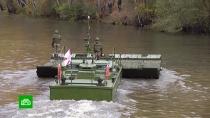 Центральный НИИ инженерных войск ввековой юбилей представил новинки военной техники