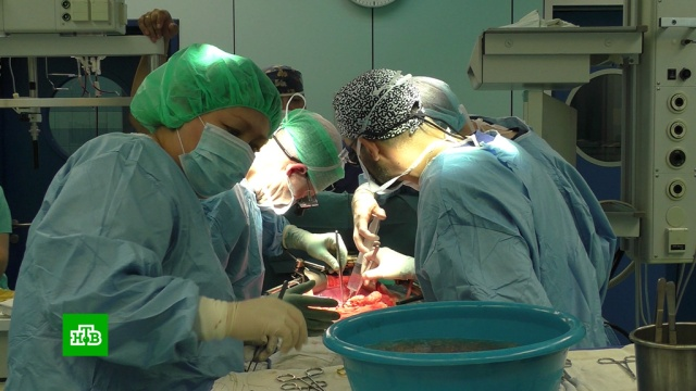 Как спасают пациентов российские трансплантологи.больницы, здоровье, здравоохранение, медицина, трансплантология.НТВ.Ru: новости, видео, программы телеканала НТВ