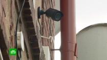 В Калининградской области камеры видеонаблюдения рассорили соседей