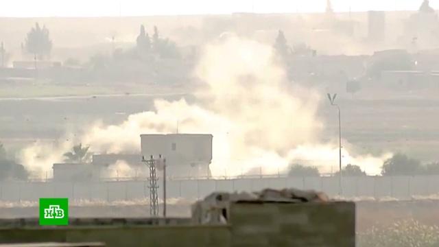 Эрдоган объявил оначале военной операции вСирии.США, Сирия, Трамп Дональд, Турция, войны и вооруженные конфликты.НТВ.Ru: новости, видео, программы телеканала НТВ