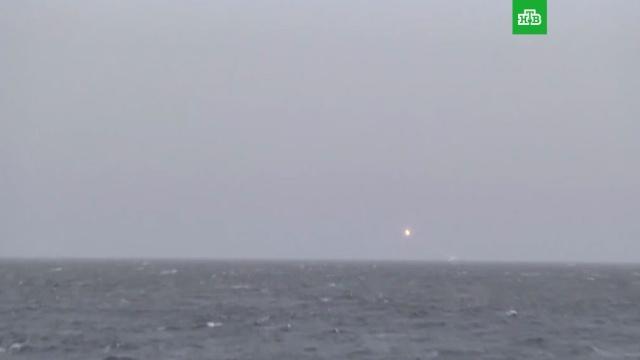 Подлодка «Колпино» выстрелила «Калибрами» вЧёрном море.Черноморский флот, Чёрное море, подлодки, ракеты, учения.НТВ.Ru: новости, видео, программы телеканала НТВ