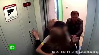 Отец избил 13-летнюю дочь в лифте за посиделки в кальянной