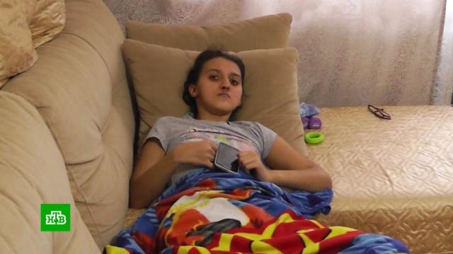 У студентки отказали ноги из-за неизвестной болезни.Ульяновск, медицина, болезни.НТВ.Ru: новости, видео, программы телеканала НТВ