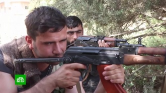 Американские военные попали под обстрел стурецких позиций вСирии