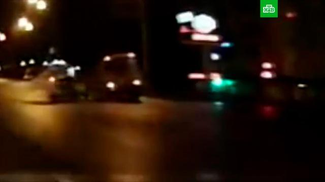 Автобус столкнулся слегковушкой вцентре Уфы.Башкирия, ДТП, Уфа, автобусы.НТВ.Ru: новости, видео, программы телеканала НТВ