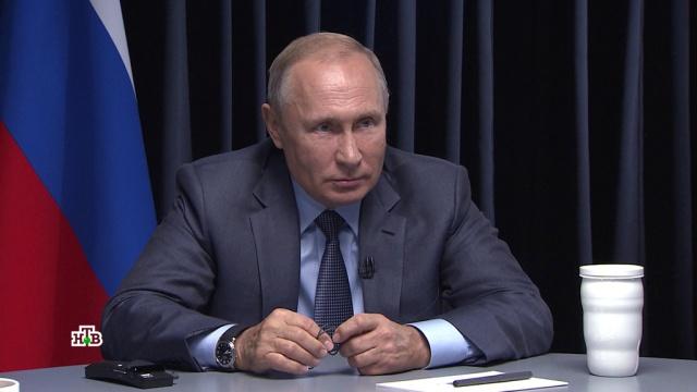 Путин призвал освободить Сирию от иностранных сил.Путин, Сирия, армии мира, войны и вооруженные конфликты.НТВ.Ru: новости, видео, программы телеканала НТВ