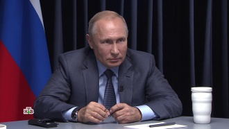 Путин призвал освободить Сирию от иностранных сил