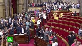 Каталонские политики получили 100лет тюрьмы по делу ореферендуме