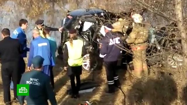 Мэр Абакана погиб в автокатастрофе.ДТП, Хакасия, смерть.НТВ.Ru: новости, видео, программы телеканала НТВ