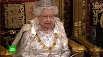 ЕлизаветаII выступила перед парламентом иподтвердила дату Brexit