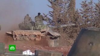 Кризис на севере Сирии не разрешить без помощи России