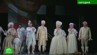 В «Санкт-Петербург оперу» прилетел «Каирский гусь»