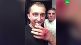 Два друга насмерть забили знакомого и сняли видео на месте «казни»