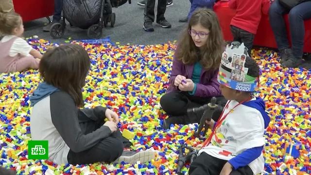 Lego собирается сдавать конструкторы в аренду.деловые новости, игры и игрушки.НТВ.Ru: новости, видео, программы телеканала НТВ
