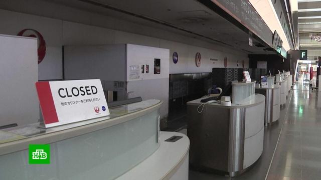 Российские туристы застряли в Токио из-за тайфуна «Хагибис».Токио, Япония, туризм и путешествия.НТВ.Ru: новости, видео, программы телеканала НТВ