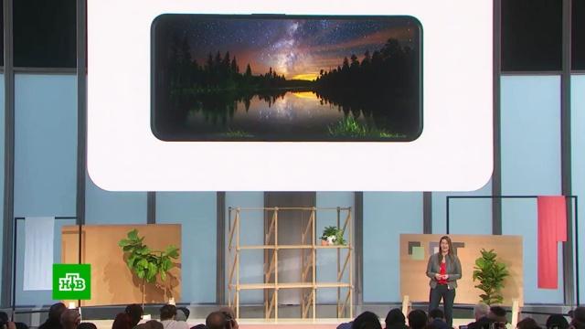Google представила смартфон Pixel 4 с радаром и «умным» диктофоном.Google, гаджеты, технологии.НТВ.Ru: новости, видео, программы телеканала НТВ