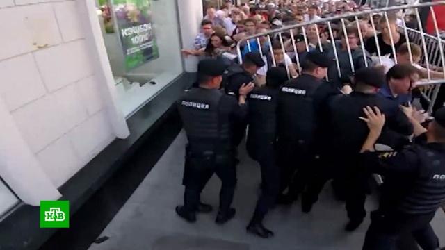 Суд арестовал нового фигуранта дела обеспорядках вМоскве.Москва, аресты, митинги и протесты, суды.НТВ.Ru: новости, видео, программы телеканала НТВ