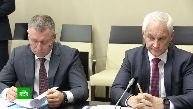 Министры отчитались орасходовании бюджетных средств после паводков.Путин, наводнения.НТВ.Ru: новости, видео, программы телеканала НТВ