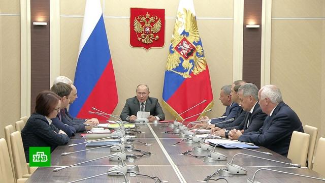 Путин поставил перед ОПК новую задачу.Путин, армия и флот РФ, вооружение, нацпроекты, технологии.НТВ.Ru: новости, видео, программы телеканала НТВ
