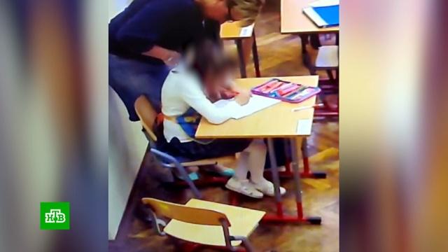 Избивавшая детей-инвалидов учительница отказалась извиняться.Москва, дети и подростки, драки и избиения, инвалиды, скандалы, школы.НТВ.Ru: новости, видео, программы телеканала НТВ