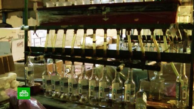 Власти не рассчитали силы в борьбе с нелегальным алкоголем.алкоголь, экономика и бизнес.НТВ.Ru: новости, видео, программы телеканала НТВ