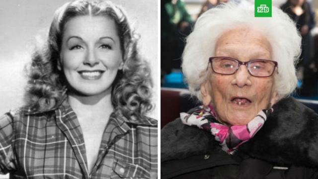 Голливудская актриса и певица Джули Гибсон скончалась в 106 лет.Джули Гибсон умерла во сне в Северном Голливуде еще 2 октября, но родные сообщили об этом только сейчас.артисты, Голливуд, долгожители, знаменитости, кино, смерть, США.НТВ.Ru: новости, видео, программы телеканала НТВ