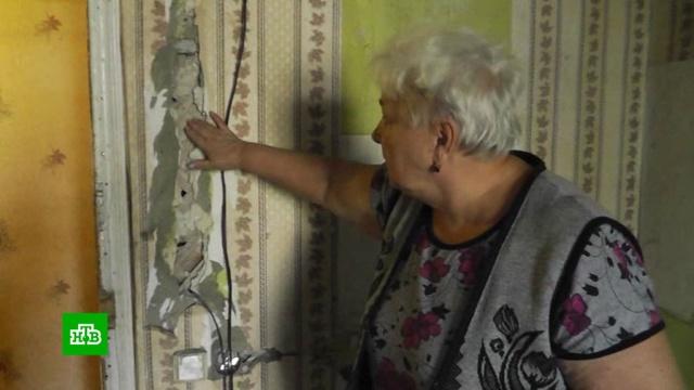 Жильцы разваливающегося дома в Ульяновске добиваются переселения.Ульяновск, жилье.НТВ.Ru: новости, видео, программы телеканала НТВ