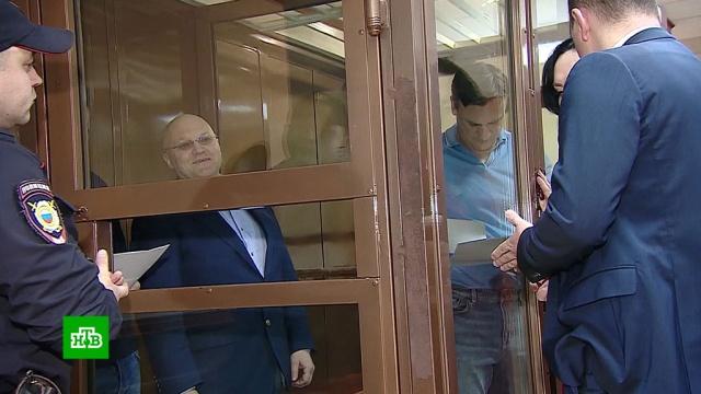 Экс-глава ГСУ СК по Москве не признал в суде вину во взяточничестве.Мосгорсуд, Москва, взятки, суды, расследование.НТВ.Ru: новости, видео, программы телеканала НТВ