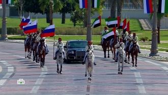 Встретили <nobr>по-королевски</nobr>: визит Путина вСаудовскую Аравию заставил беспокоиться США