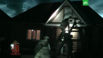 Спецназ штурмовал дом вора взаконе