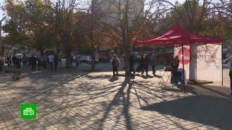 В Молдавии стартовали выборы в местные органы власти