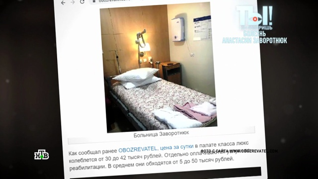 В Сети опубликовали фото из больницы Заворотнюк.Анастасия Заворотнюк, болезни, знаменитости, онкологические заболевания, шоу-бизнес, эксклюзив.НТВ.Ru: новости, видео, программы телеканала НТВ