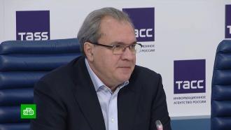 Фадеев сменил Федотова на посту главы СПЧ