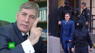 Юристы обвиняемого вхищениях <nobr>экс-премьера</nobr> Дагестана угрожали прокурорам исвидетелям