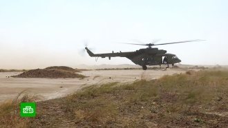 Российская авиация протестировала военный аэропорт вСирии