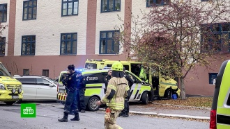 Вооруженный мужчина угнал скорую исбил пешеходов вОсло