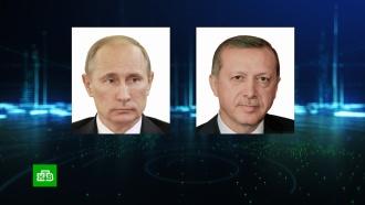 Путин и Эрдоган в Сочи обсудят турецкую операцию в Сирии