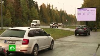 Остыл ипоехал: вЭстонии ввели «успокоительные остановки» для лихачей