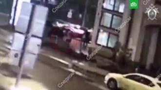 Шестимесячную девочку оставили в центре Москвы