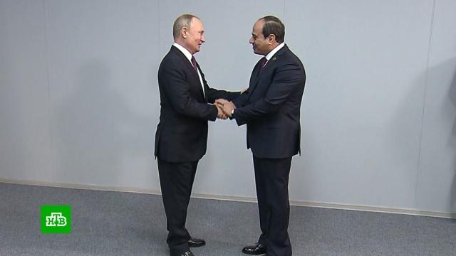 Россия списала более $20млрд долгов странам Африки.Африка, Египет, Путин, Сочи, переговоры.НТВ.Ru: новости, видео, программы телеканала НТВ
