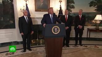 Трамп поручил снять санкции сТурции