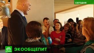 Петербургские рестораны взялись за раздельный сбор мусора